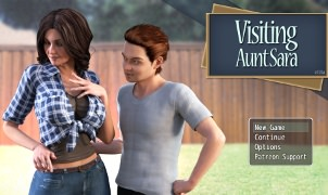 Visiting Aunt Sara - Version 1.13