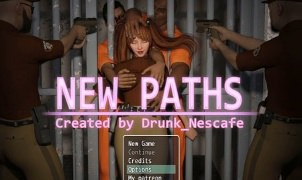 New Paths - Version 0.04