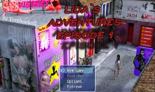 Lida`s Adventures – Part 1 – Version 0.8