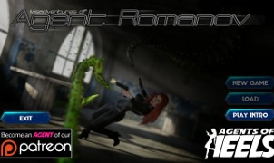 Misadventures Of Agent Romanov - Version 0.5 Exclusive