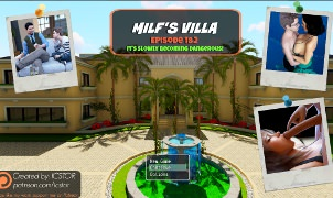 Milf's Villa - Version 0.3c