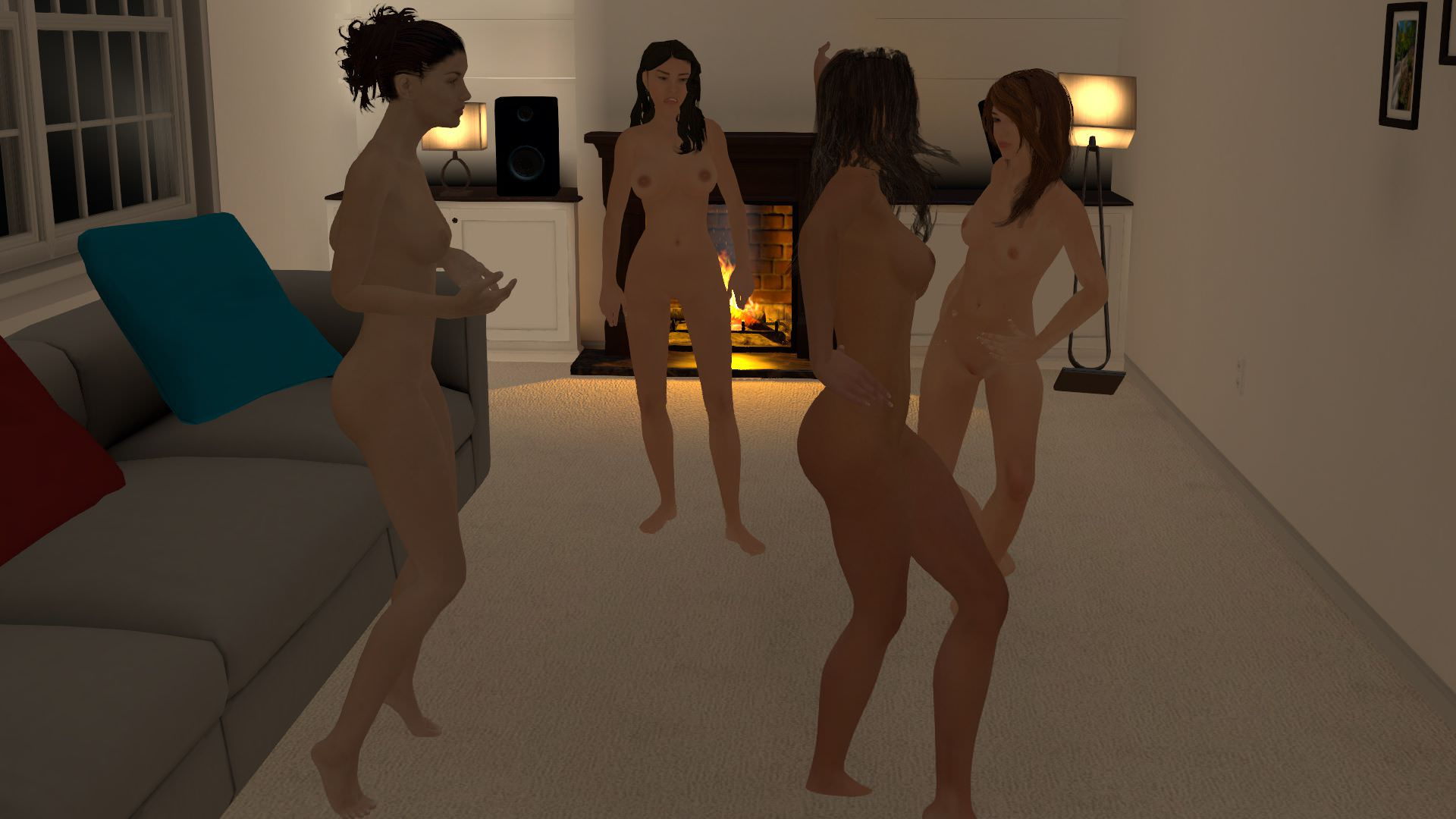 House party game nudes