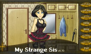 My Strange Sis - Version 0.75a