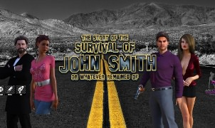 The Story Of The Survival Of John Smith - Version 0.33