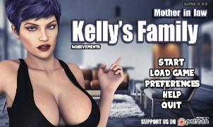 Kelly's Family: Mother In Law – Version 0.92 Alpha