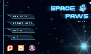 Space Paws - Version 0.69.1 (free download)