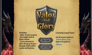 Valor And Glory - Version 0.1.1i