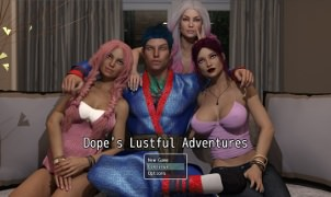 Dopes Lustful Adventures - Version 0.6.4