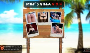 Milf's Villa - Version 0.4d