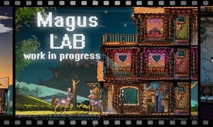 The Magus Lab - Version 0.41A
