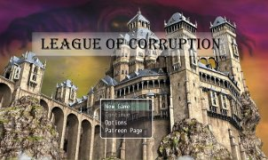 League of Corruption - Version 0.3.0b