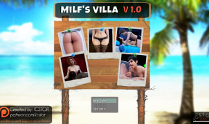 Milf's Villa - Completed
