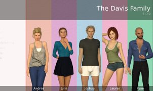 The Davis Family - Version 1.1.0