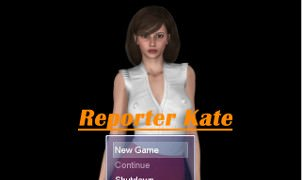 Reporter Kate - Version 0.95