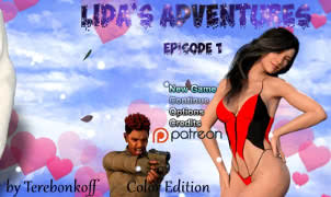 Lida's Adventures - Episode 1 - Version 1.1 - Color Edition