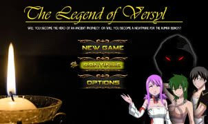 The Legend of Versyl - Version 1.3.5 Completed