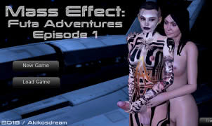 Mass Effect: Futa Adventures - Episode 1