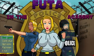 Futa in the Police Academy - Version 0.15