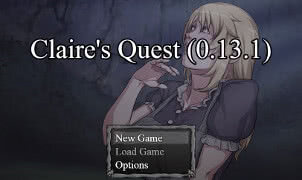 Claire's Quest - Version 0.13.1 Public Release!