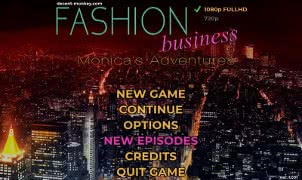 Download Fashion Business: Monica's Adventures - Episode 1 (update)