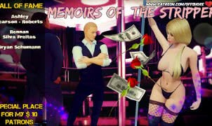 Memoirs Of The Stripper - Version 0.2