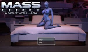 Download A Night With Liara - Version 1.0 Completed
