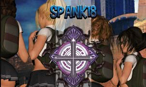 Spank 18 - Completed (free)