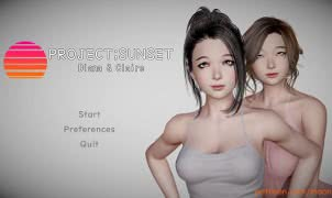 Project;Sunset - Diana & Claire