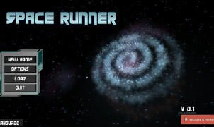Space Runner - Version 0.1