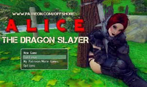 Alice The Dragon Slayer - Version 0.4
