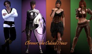 Obrenor: The Outcast Prince - Chapter 2