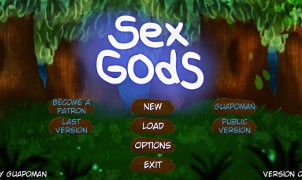 Sex Gods - Version 0.8