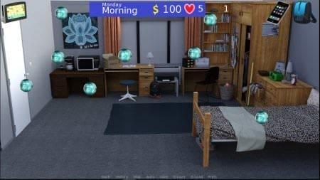 Adult dating simulator heiße nanny