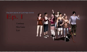 Download The Dark Secret of Cyrill High School - Episode 1