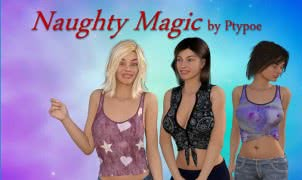 Naughty Magic - Version 0.30 Gold
