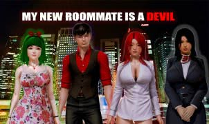 My New Roommate Is A Devil - Version 0.0.1 (free)