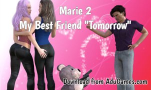 "Marie 2 My Best Friend ""Tomorrow"" - First release"