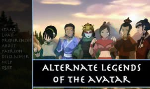Alternate Legends of the Avatar - Version 0.3.0