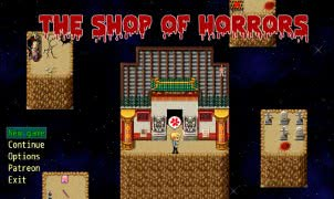 The Shop of Horrors - Version 0.25
