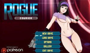 Rogue Courier - Version 4.04.00 Silver