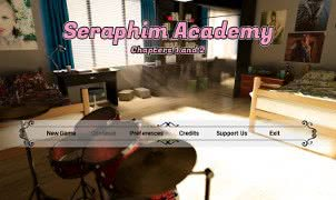 Seraphim Academy - Chapter 1-3