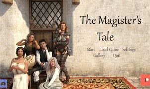 The Magister's Tale - Demo Fix 2
