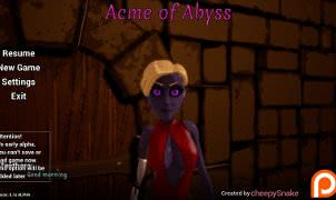 Acme of Abyss - Version 0.1a