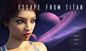 Escape from Titan - Version 0.1 Demo