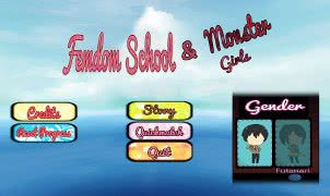 Femdom School and Monster Girls - Version 1.07