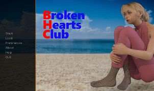 Broken Hearts Club - Episode 1-2 Version 0.2.1