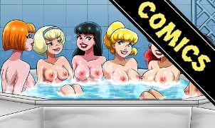 Palcomix - Tales From Riverdale's Girls 2