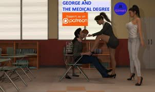 George and the Medical Degree - Version 0.0.2