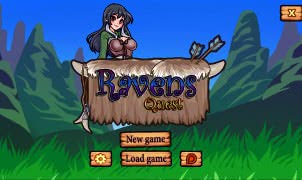 Raven's Quest - Version 0.0.8
