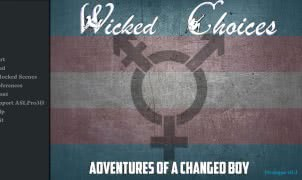 Wicked Choices: Adventures of a Changed Boy - Version 0.1.5